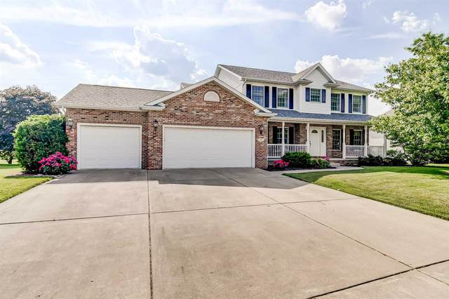 121 Heatherstone Drive, Chatham, IL 62629 (#CA1007826) :: Kathy Garst Sales Team