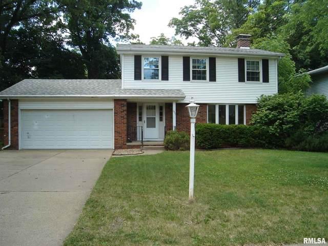 1807 W Teton Drive, Peoria, IL 61614 (#PA1225951) :: Killebrew - Real Estate Group