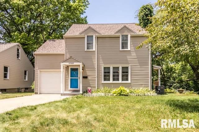 1707 W Gilbert Avenue, Peoria, IL 61604 (#PA1225953) :: RE/MAX Professionals