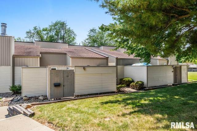 6809 N Frostwood Parkway, Peoria, IL 61615 (#PA1225970) :: Killebrew - Real Estate Group