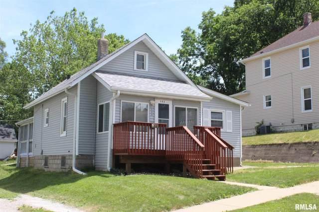 143 6TH Street, Silvis, IL 61282 (MLS #QC4222960) :: BN Homes Group