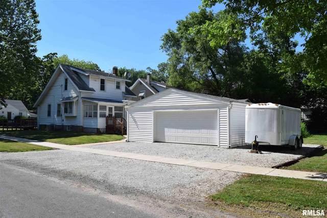 420 S Prairie Street, Jacksonville, IL 62650 (#CA1007844) :: Kathy Garst Sales Team