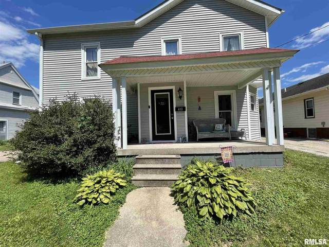 410 NW 3RD Avenue, Aledo, IL 61231 (#QC4222963) :: Killebrew - Real Estate Group