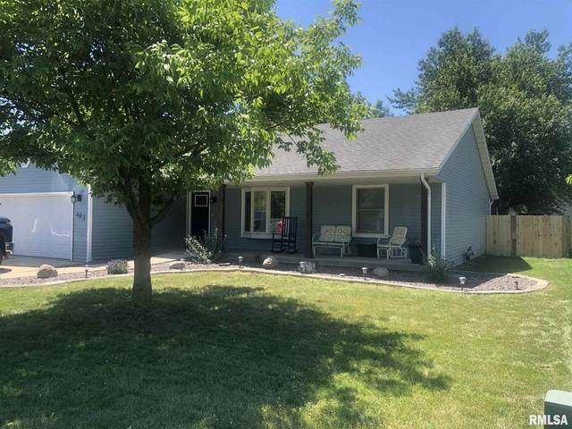 403 E Madison Street, Auburn, IL 62615 (MLS #CA1007847) :: BN Homes Group