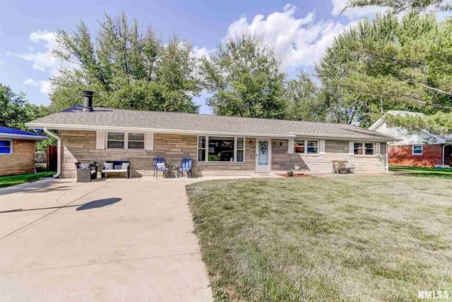 1 Oakwood Drive, Chatham, IL 62629 (#CA1007858) :: Kathy Garst Sales Team