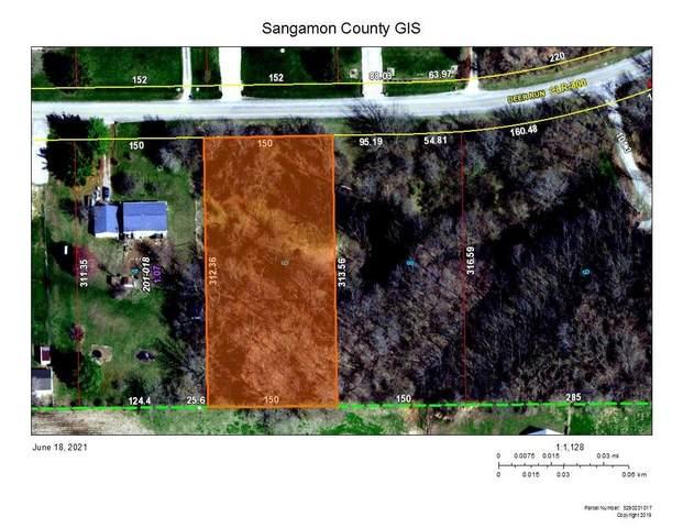 Lot 6 Deer Run Road, Pleasant Plains, IL 62677 (#CA1007909) :: Nikki Sailor   RE/MAX River Cities