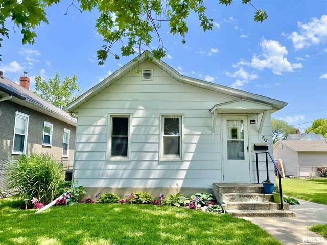 442 3RD Avenue North, Clinton, IA 52732 (#QC4223043) :: Paramount Homes QC