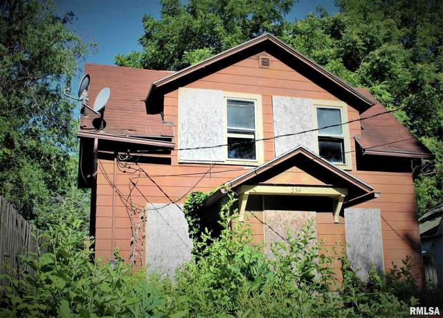 334 N Chambers Street, Galesburg, IL 61401 (#CA1007924) :: Paramount Homes QC