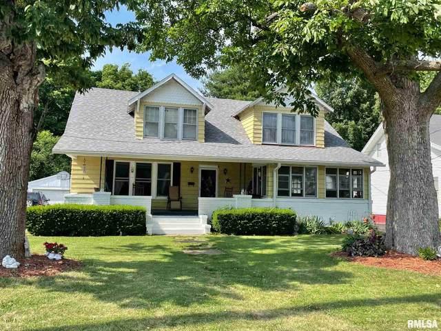 240 E Vandalia Road, Jacksonville, IL 62650 (#CA1007940) :: Kathy Garst Sales Team