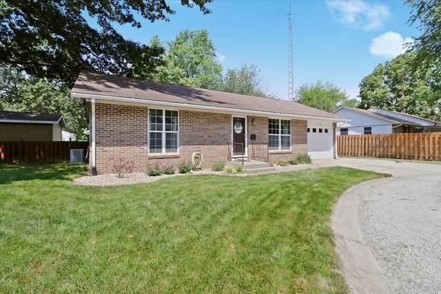 321 James Street, Girard, IL 62640 (#CA1007944) :: Kathy Garst Sales Team