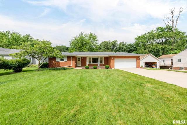 1209 N Wildwood Court, Peoria, IL 61604 (#PA1226111) :: RE/MAX Professionals