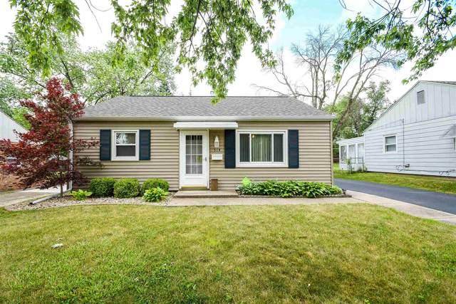 514 W Lakewood Avenue, Peoria, IL 61614 (#PA1226114) :: Killebrew - Real Estate Group