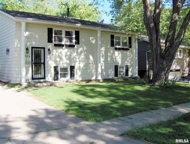 626 14TH Street, Silvis, IL 61282 (#QC4223105) :: Killebrew - Real Estate Group