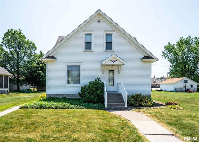 707 6TH Street, Durant, IA 52747 (#QC4223111) :: Killebrew - Real Estate Group