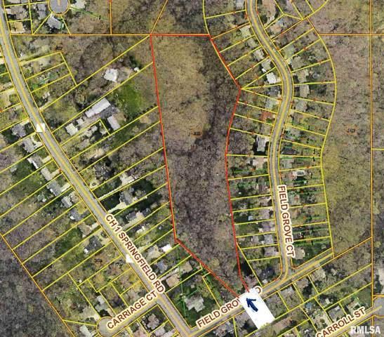 0 Field Grove Road, East Peoria, IL 61611 (#PA1226137) :: RE/MAX Professionals