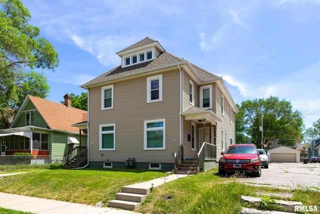 917-919 14TH Street, Rock Island, IL 61201 (#QC4223152) :: RE/MAX Preferred Choice