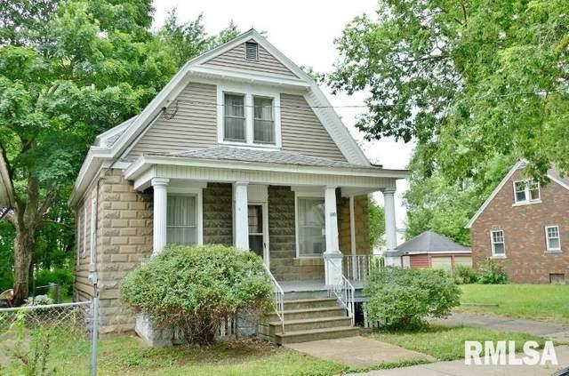 908 S Greenlawn Avenue, Peoria, IL 61605 (#PA1226180) :: The Bryson Smith Team