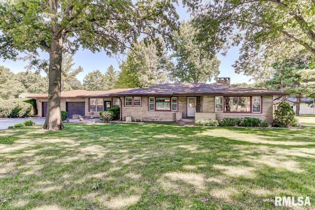 14028 Villa Maria Lane, Athens, IL 62613 (#CA1008014) :: Kathy Garst Sales Team