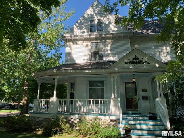 402 N 2ND Street, Monmouth, IL 61462 (#CA1008033) :: RE/MAX Preferred Choice