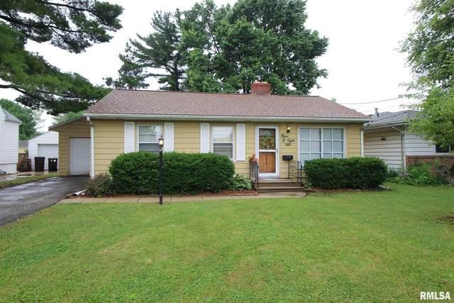 908 E Forrest Hill Avenue, Peoria, IL 61603 (#PA1226241) :: Paramount Homes QC