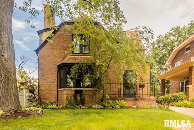 231 W Hanssler Place, Peoria, IL 61604 (#PA1226268) :: Paramount Homes QC