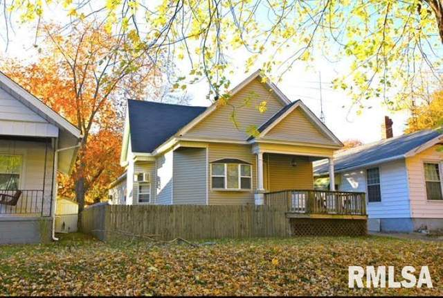 2321 S 10TH Street, Springfield, IL 62703 (#CA1008112) :: Paramount Homes QC