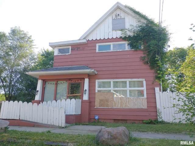 908 S Warren Street, Peoria, IL 61605 (#PA1226297) :: Paramount Homes QC