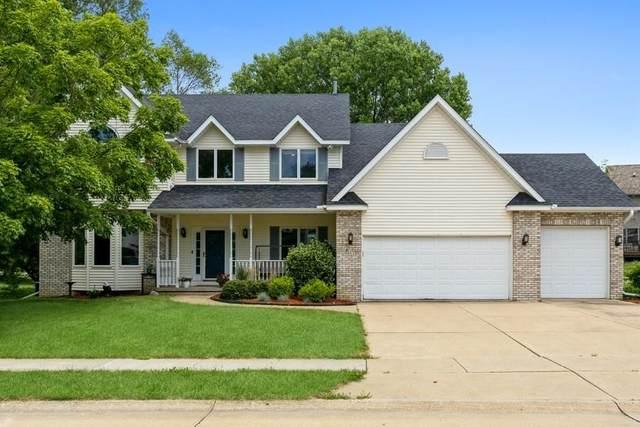 1611 Spring Green Drive, Davenport, IA 52804 (#QC4223403) :: RE/MAX Professionals