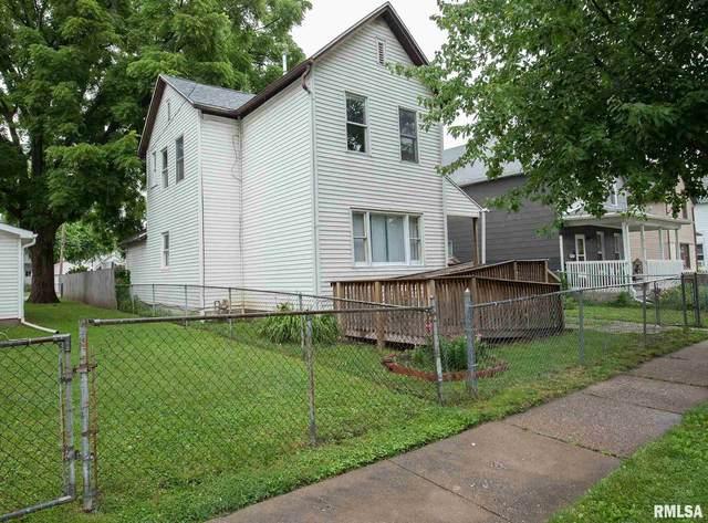 1828 W 6TH Street, Davenport, IA 52802 (#QC4223407) :: Paramount Homes QC