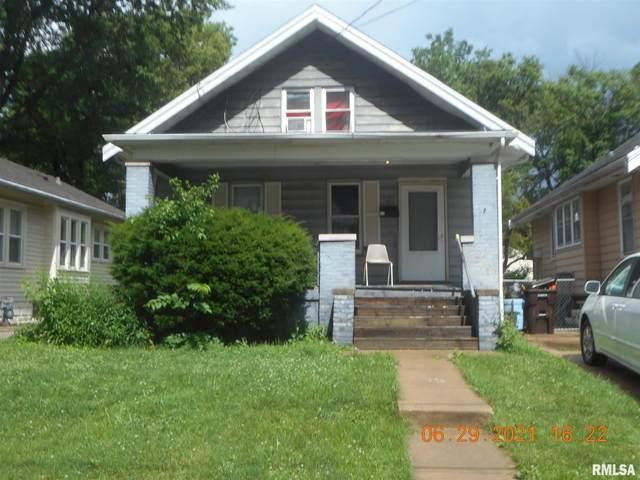 2412 N Peoria Avenue, Peoria, IL 61603 (#PA1226380) :: RE/MAX Professionals