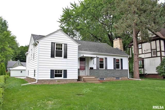 2409 Grand Avenue, Davenport, IA 52803 (#QC4223471) :: Paramount Homes QC
