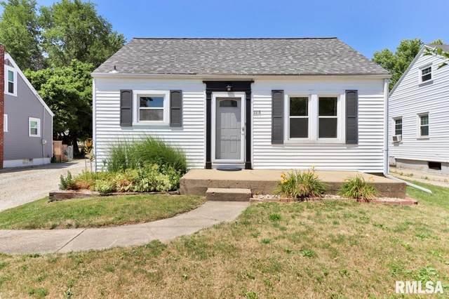 2219 W Forrest Hill Avenue, Peoria, IL 61604 (#PA1226401) :: RE/MAX Preferred Choice