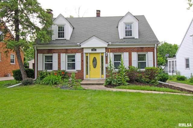 505 W Maywood Avenue, Peoria, IL 61604 (#PA1226420) :: RE/MAX Preferred Choice
