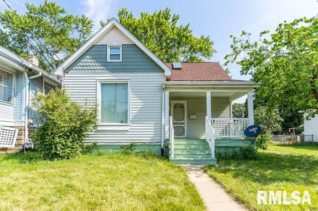 1103 W Gilbert Avenue, Peoria, IL 61604 (#PA1226488) :: RE/MAX Preferred Choice