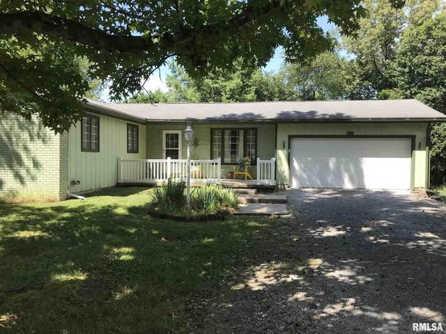 122 Oaklawn Circle Drive, Energy, IL 62933 (#QC4223635) :: Paramount Homes QC