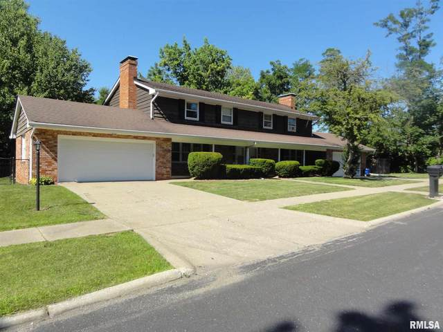 705-707 W Versailles Drive, Peoria, IL 61614 (#PA1226527) :: Paramount Homes QC