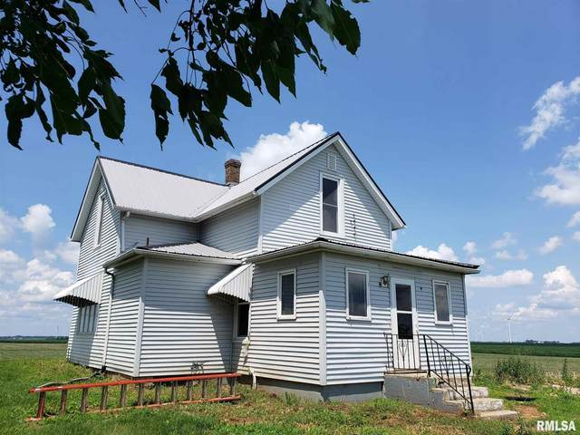 1454 350TH Street, New Holland, IL 62671 (#CA1008262) :: Paramount Homes QC