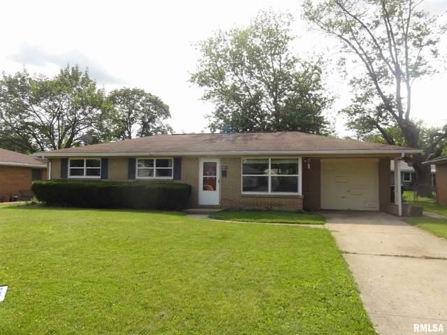 2811 N Victoria Street, Peoria, IL 61614 (#PA1226534) :: RE/MAX Professionals