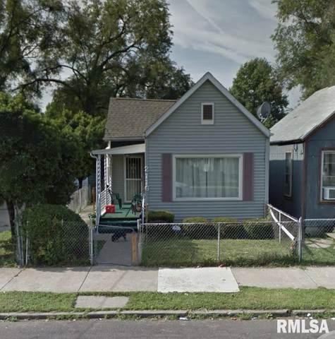 2116 W Garden Street, Peoria, IL 61605 (#PA1226578) :: RE/MAX Professionals