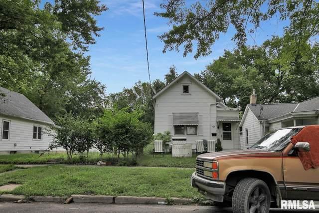 1524 S Faraday Avenue, Peoria, IL 61605 (#PA1226582) :: RE/MAX Professionals