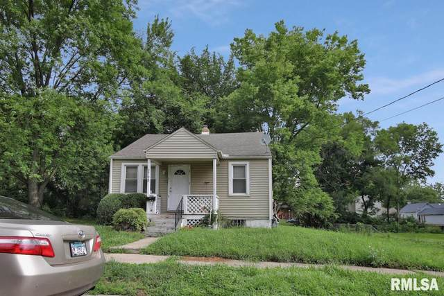 2723 W Wyoming Street, Peoria, IL 61605 (#PA1226584) :: RE/MAX Preferred Choice