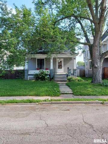 1416 W 15TH Street, Davenport, IA 52804 (#QC4223730) :: RE/MAX Professionals