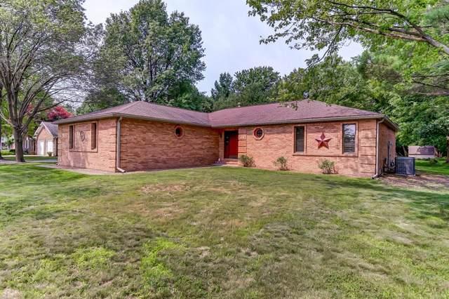 15 Wind Cave Drive, Springfield, IL 62712 (#CA1008311) :: Paramount Homes QC