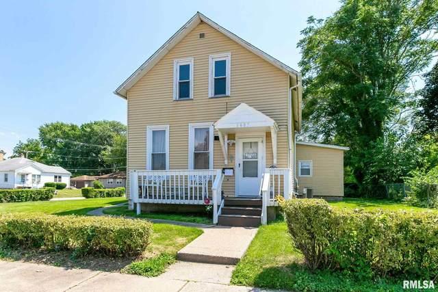 1605 W 17TH Street, Davenport, IA 52804 (#QC4223750) :: Paramount Homes QC