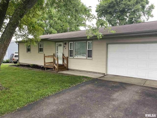 211 1ST Street, Coal Valley, IL 61240 (#QC4223752) :: Paramount Homes QC