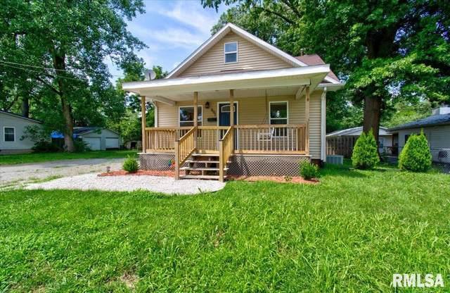 601 E Gandy Street, Taylorville, IL 62568 (#CA1008323) :: Kathy Garst Sales Team