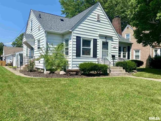 2435 23RD Avenue B, Moline, IL 61265 (#QC4223782) :: Paramount Homes QC