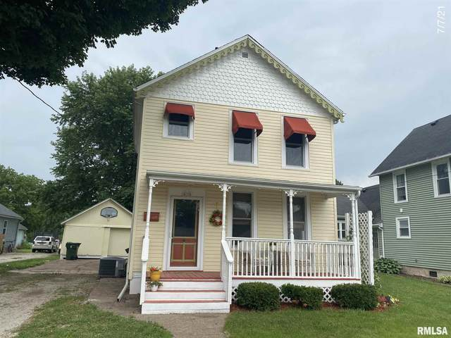 418 S Spring Street, Geneseo, IL 61254 (#QC4223786) :: RE/MAX Preferred Choice