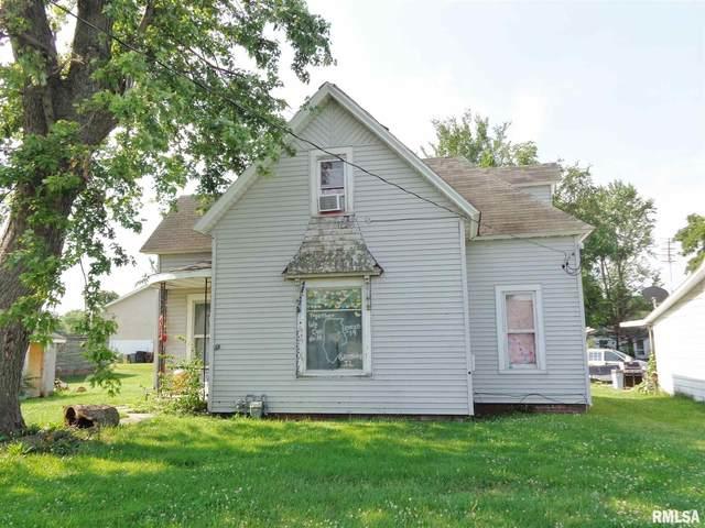 203 W Main Street, Glasford, IL 61533 (#PA1226661) :: RE/MAX Professionals