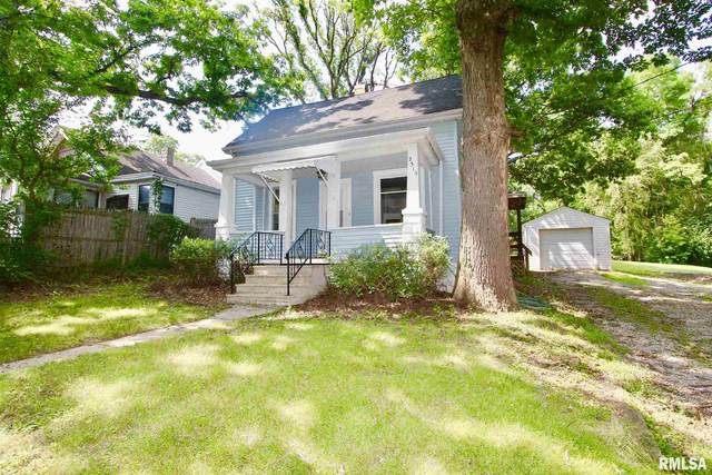 2315 E Grandview Avenue, Peoria, IL 61614 (#PA1226693) :: RE/MAX Preferred Choice
